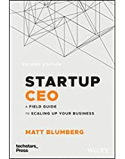 Startup CEO: A Field Guide to Scaling Up Your Business (Techstars)