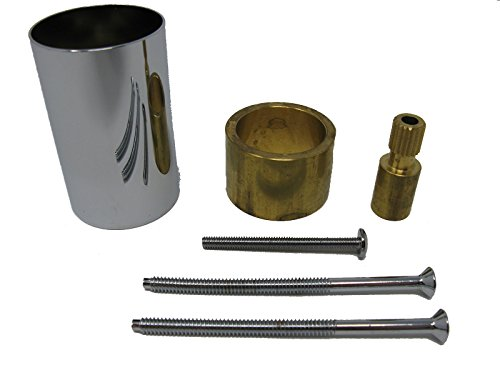 KOHLER 58228-CP Part Deep Rough-in Kit, Chrome by Kohler