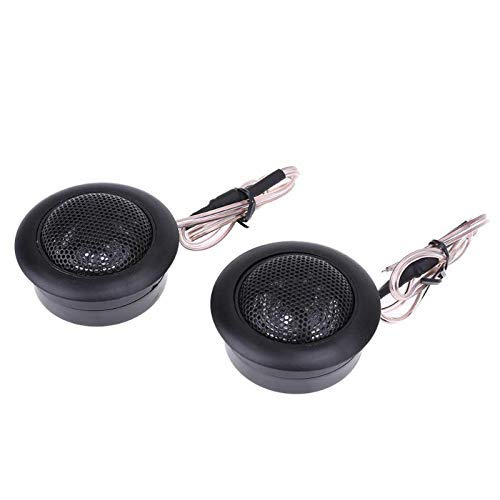 2pcs 150W Mini High Power Car Hi-Fi Speaker Dome Tweeter Car -