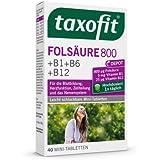 TAXOFIT Folsäure 800 Depot Tabletten 40 St Tabletten