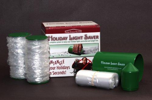 Holiday Light Saver Kit (Storing Lights Icicle)