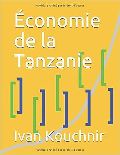 Économie de la Tanzanie