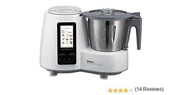 Siméo QC360 - Procesador de alimentos, color gris: Amazon.es: Hogar