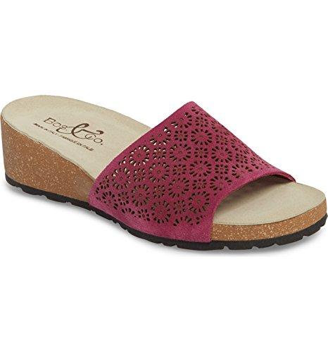 [ボスアンドコー] レディース サンダル Bos. & Co. Loa Wedge Slide Sandal (Women [並行輸入品]