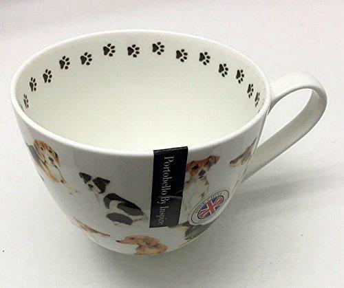 Portobello by Inspire The Dog Loves Me Best Mug