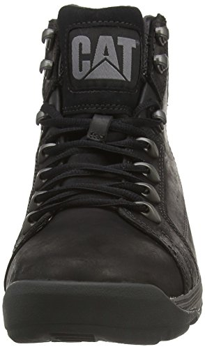 Stivali Chukka Mens Black Nero Cat Uomo Nero Supersede Footwear w0RtE