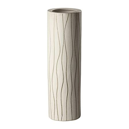Ikea Fredlos Vase Beige 43 Cm Amazon Co Uk Kitchen Home