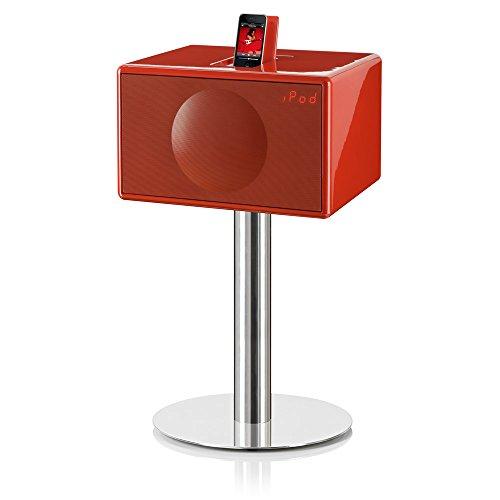 Geneva Sound System Model L (Red)