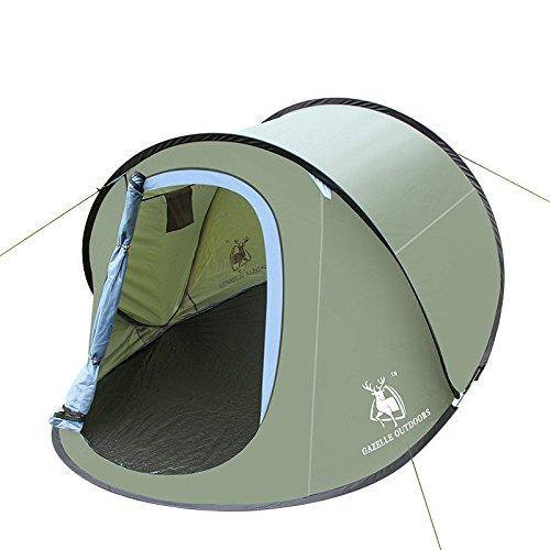 Camping Hiking Pop Up Tent Instant Shelter Easy Setup