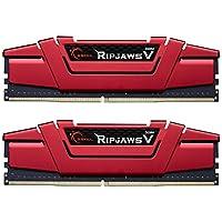 G.SKILL Ripjaws V Series 16GB (2 x 8GB) PC4-24000 3000MHz DDR4 288-Pin RDIMM Desktop Memory