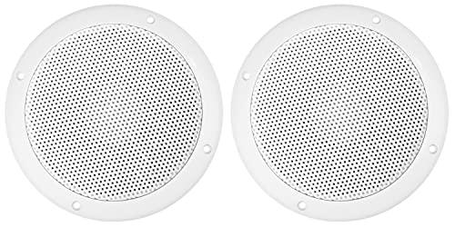 Power Dynamics MS40 waterbestendige 4″ speakerset 50W