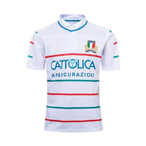 09 Italy Away Jersey - 7