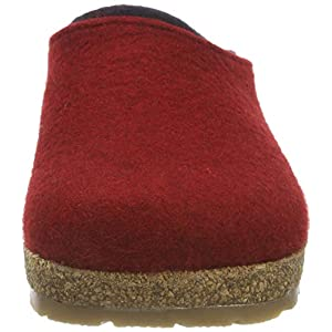 Haflinger Kris Grizzly, Women's Open Back Slippers