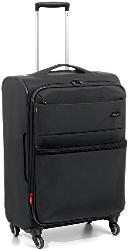 Roncato Venice 27.5' Expandable Spinner Luggage (One size, Black)