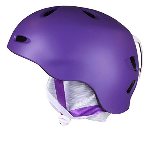 Bern Berkeley Helmet - Women's Matte Purple, M/L