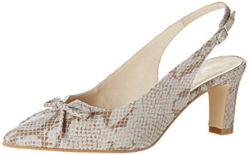 STUDIO PALOMA 19873 - Zapatos de vestir Mujer Beige - Beige (Shangay Pana)