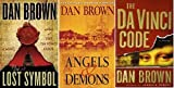 The lost symbol / The Da Vinci code / Angels and Demons