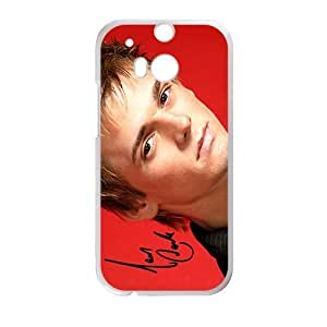 aaron carter Phone Case for HTC One M8