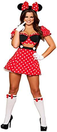 GQ Mickey Mouse disfraz de Mickey disfraz de detalles sobre ...
