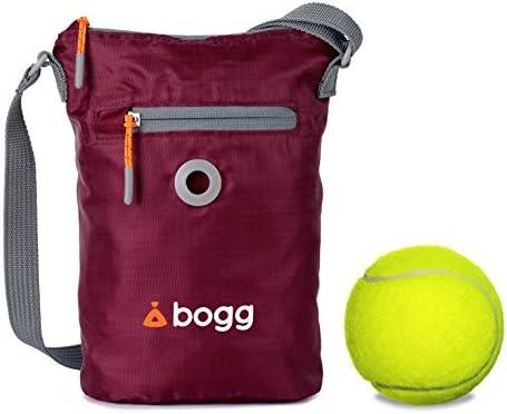bogg - Ein All-in-One-Hundekotbeutelspender und Abfallbehälter. Regendicht, leicht und klappbar. Taschen. Halter.