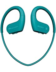 Sony NW-WS623 Wireless Headphones with Bluetooth (4GB), Blue