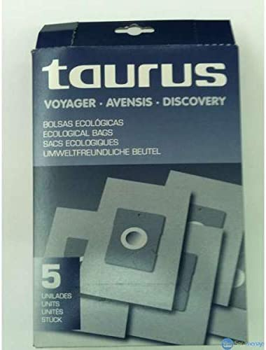 Taurus Bolsas Aspirador Voyager, Avensis, Discovery: Amazon.es: Hogar