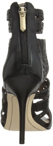 Sam Edelman Women's Alysia Dress Sandal,Black,8 M US