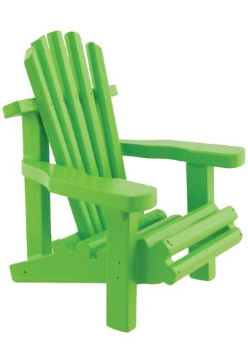 Adirondack Chair Miniature Replica, Pastel Color (Made of Wood) 4