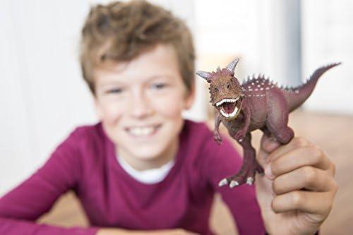 Schleich 14527 un Carnotaurus dinosaures temps anciens Dino-world of History