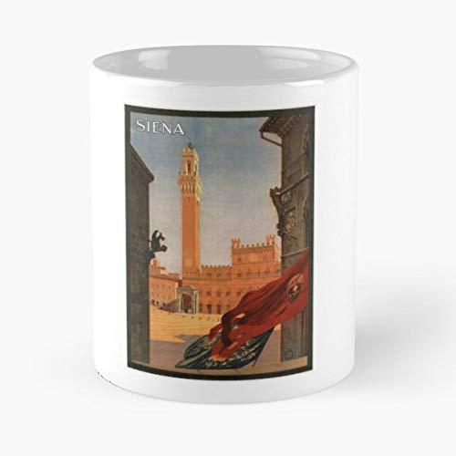 (Italian Travel It - Best Gift Ceramic Coffee Mugs)