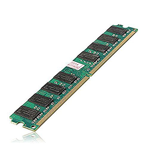Semoic DDR2 800mhz PC2 6400 2 GB 240 pin for Desktop RAM Memory