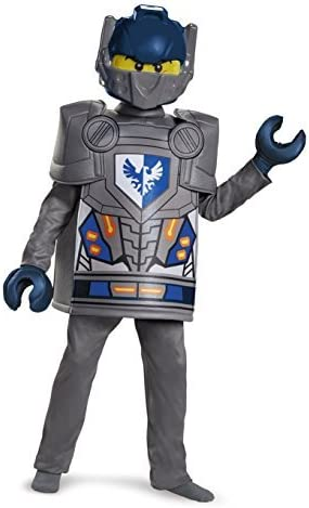 LEGO Nexo Knights Clay Deluxe Costume (Large) by LEGO