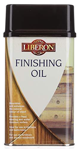 Liberon Finishing Oil 500 ml -003819- (Best Oil For Wooden Kitchen Worktops)