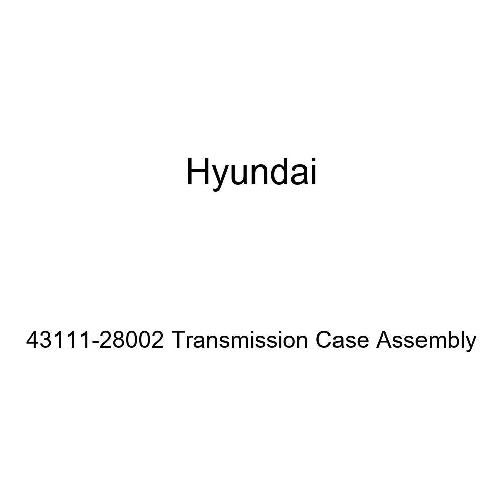 Genuine Hyundai 43111-28002 Transmission Case Assembly