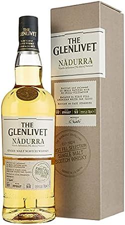 The Glenlivet Whisky Nadurra First Fill 59,1º - 700 ml