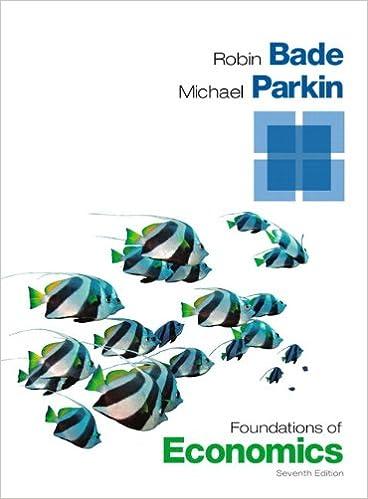 Foundations Of Economics Plus NEW MyEconLab With Pearson