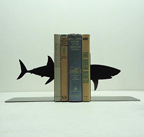 shark bookends - 1