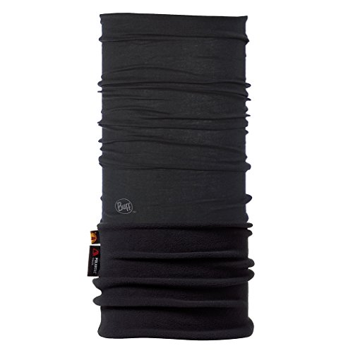 BUFF Polar Multifunctional Headwear, Black, One Size Buff Thermal
