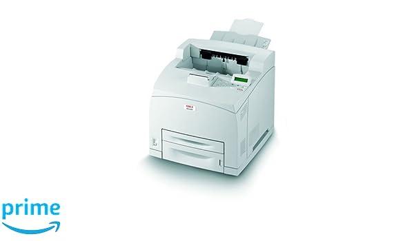 OKI B6300n - Impresora láser (1200 x 1200 DPI, A4, 700 hojas, 34 ...