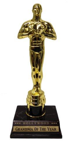 Achievement Trophy, Grandma of the Year Award, Statue