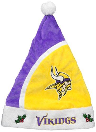 UPC 889345204416, NFL Minnesota Vikings 2015 Basic Santa Hat, Purple