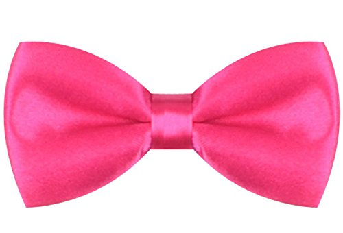 toddler bow ties pink - 4