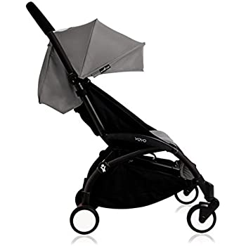 Amazon.com : Babyzen YOYO+ Stroller - Black : Baby