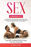 Sex: 6 Books in 1: Kama Sutra for Beginners, Kama
