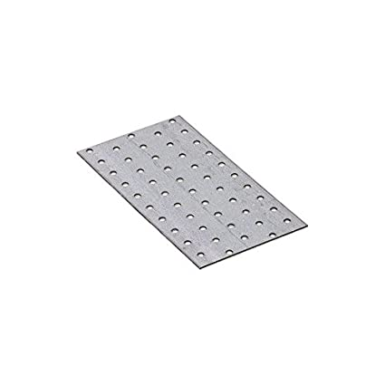 DMX PP12 placa perforada 200 x 100 x 2,0 mm/Grande Pack, 10 ...