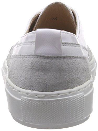 LEA FOSCATI Grasse Damen Sneakers Weiß (BIANCO+BIANCO+BIANCO)