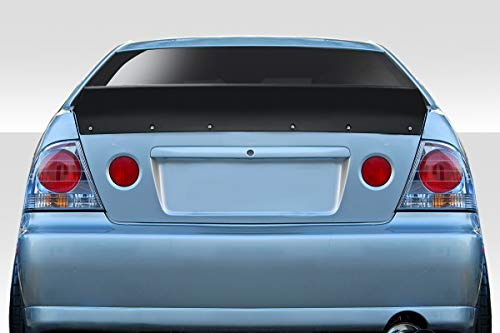 Extreme Dimensions Duraflex Replacement for 2000-2005 Lexus is Series IS300 RBS Wing Spoiler 1 Piece