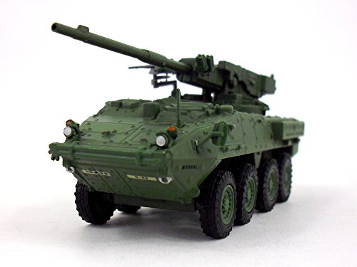 tem - Stryker 1/72 Scale Diecast Model (Army Systems Model)