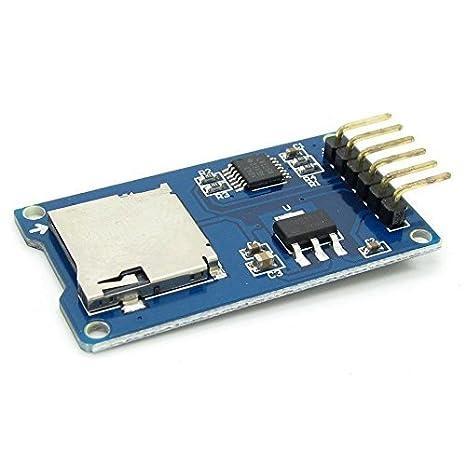 Pxyelec - Adaptador de Tarjeta Micro SD Micro SDHC Mini TF ...