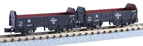 ロクハン Zゲージ T025-2 国鉄 トラ45000形 貨車 [海] 2両セットの商品画像